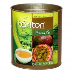 Marakujas (Pasifloras auglis) Ceilonas Zaļā beramā lielo lapu tēja