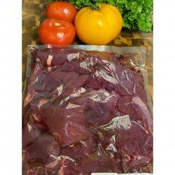 Brieža gaļas gulašs
