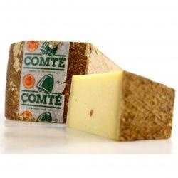Franču izcelsmes cietais, govs piena siers Comte
