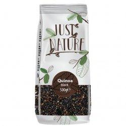 Kvinoja melnā