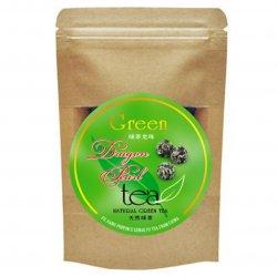 Zaļā tēja Pūķa pērle no Ķīnas