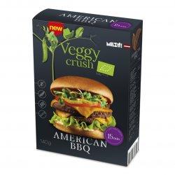 """MILZU! BIO Veggy Crush Dārzeņu maisījums """"Amerikas BBQ"""""""