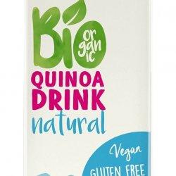 Kvinojas un rīsu dzēriens BIO