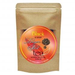 Melnā tēja Pūķa pērle