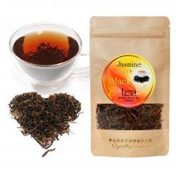 Ekskluzīva Ķīnas Jasmīnu melnā tēja ar tipšiem
