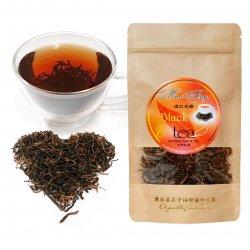 Elitāra Ķīnas imperatora melnā tēja ar tipšiem MAO FENG