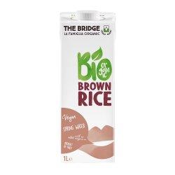 Brūno rīsu dzēriens BIO (bez glutēna)