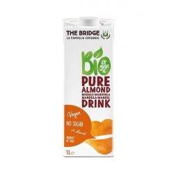 Mandeļu dzēriens BIO no itāļu mandeļu masas, bez cukura (bez glutēna)