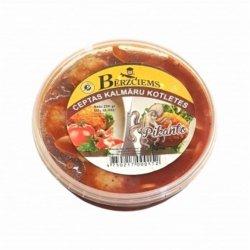 """Kalmāru kotletes tomātu mērcē """"Pikanto"""""""