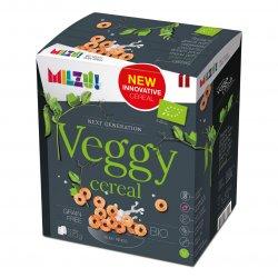 MILZU! Veggy Cereal BIO Dārzeņu pārslas- riņķīši