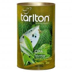 Soursopa Ceilonas Zaļā beramā lielo lapu tēja OPA
