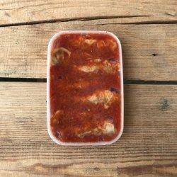 Cepta reņģe tomātu mērcē