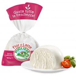 Svaigais siers Mozzarella bez laktozes