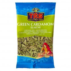 Kardamons – zaļais