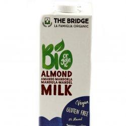 Mandeļu dzēriens BIO no itāļu mandeļu masas (bez glutēna)