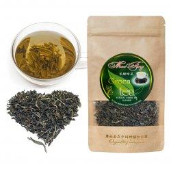 Elitāra Ķīnas imperatora zaļā tēja ar tipšiem MAO FENG