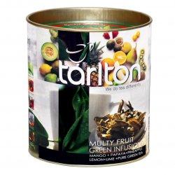 Multiaugļu Ceilonas Zaļā beramā lielo lapu tēja